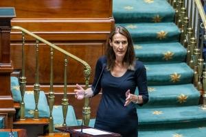 Antwort auf parlamentarische Fragen zum Krisenmanagement und dem Wiederaufbau