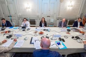Overleg over het toekomstige Relanceplan