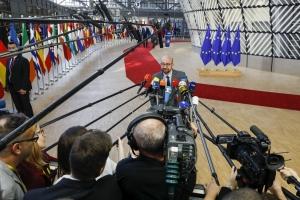 Außerordentliche Tagung des Europäischen Rates (Artikel 50)