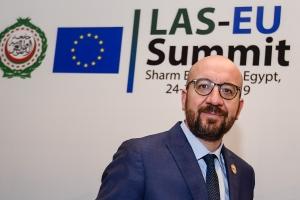 EU-League of Arab States summit in Sharm El-Sheikh, Egypt